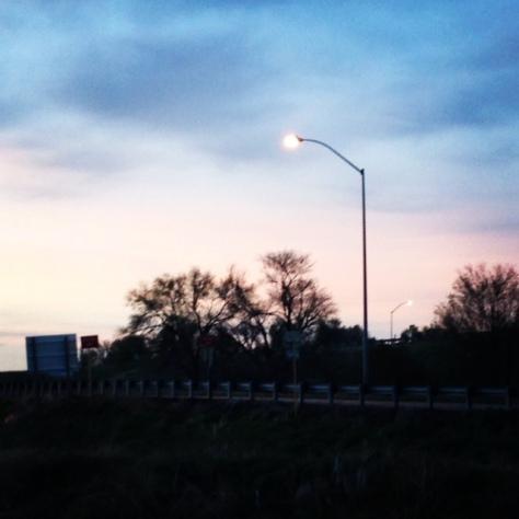 Hello, sunrise runs. I've missed you.