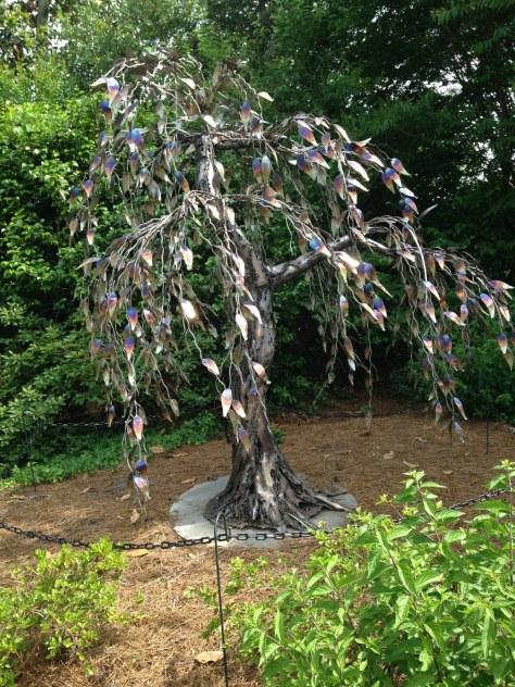 aerlie metal tree