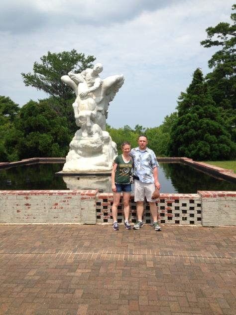 brookgreen statue