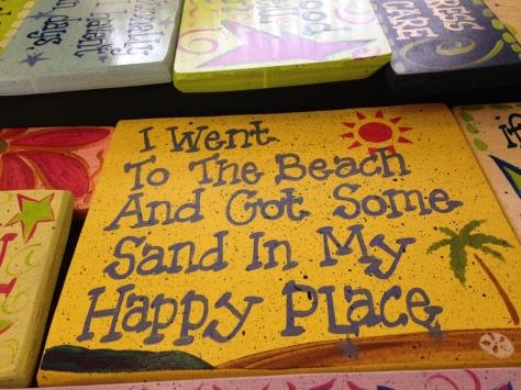 happy sand