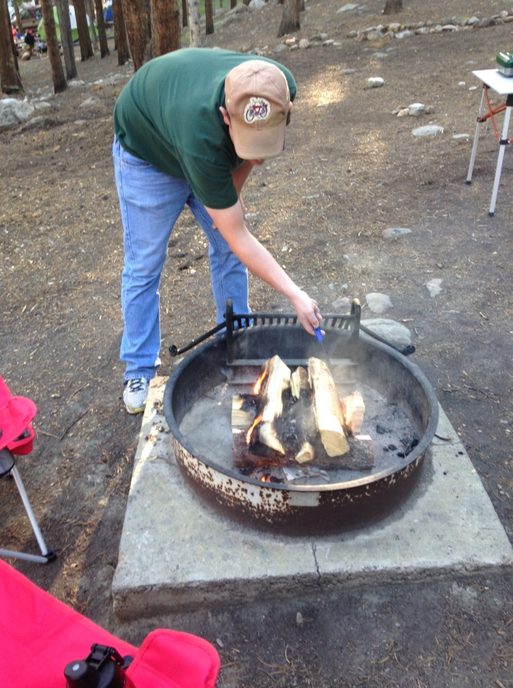 Exploring Our Own State: Camping in Leadville (4/6)