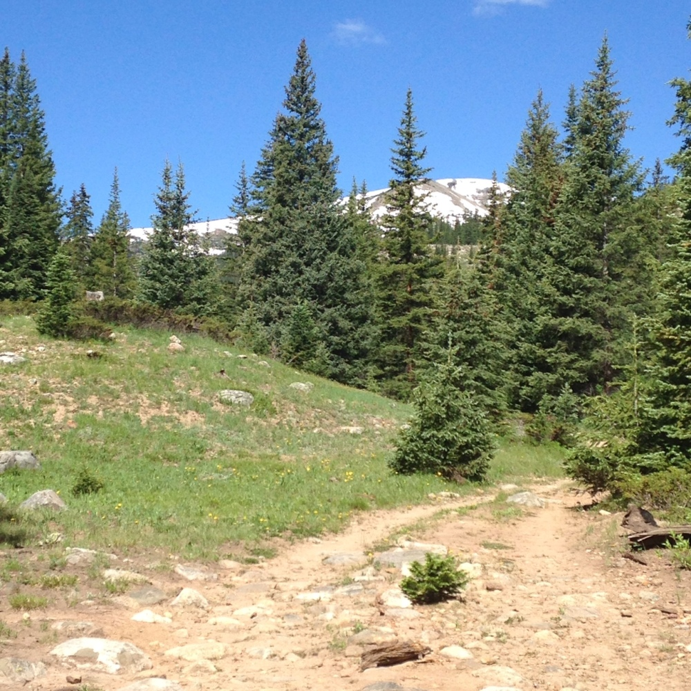 Exploring Our Own State: Camping in Leadville (1/6)