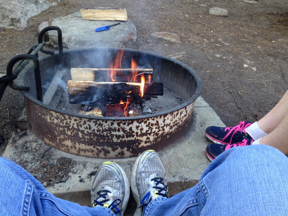Exploring Our Own State: Camping in Leadville (3/6)