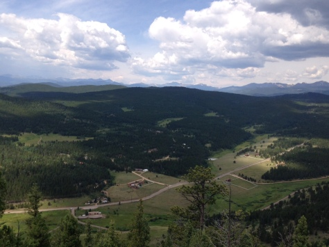 Amazing views from Black bear Trail!
