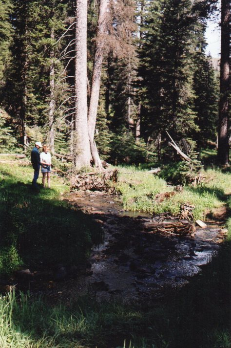 Cass & Terry Fishing '94